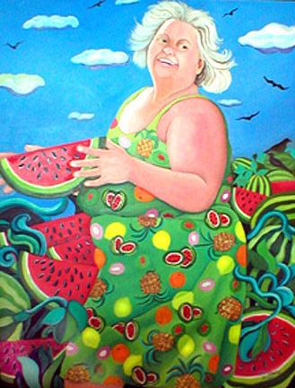 Mambo Melons © Jane Caminos